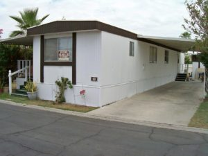 mobile home flipping for getting started in real estate investing